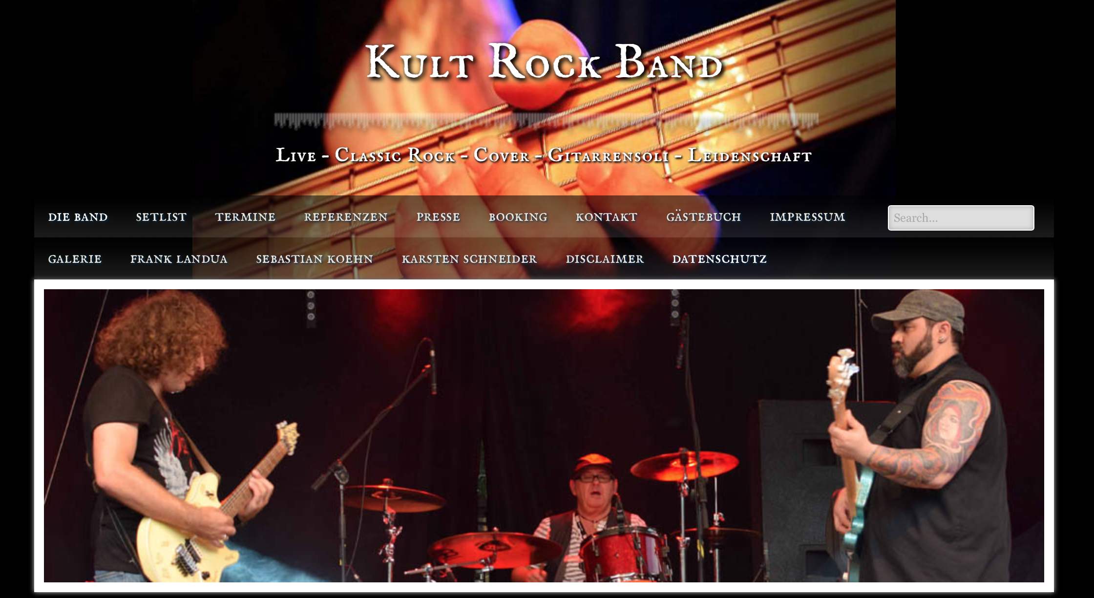 Kult Rock Band